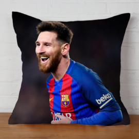 Almohada Doble Cara messi 2