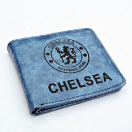 Billetera Chelsea Azul