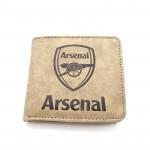 Billetera Arsenal Caqui