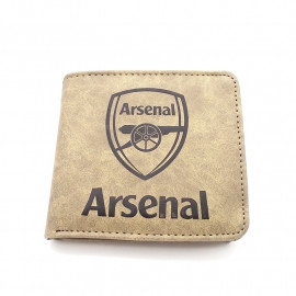 Billetera Arsenal Caqui