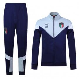 Chándal Italia 2020 Azul Marino