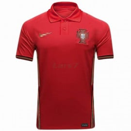 Camiseta Portugal 1ª Equipación 2020 Eurocopa