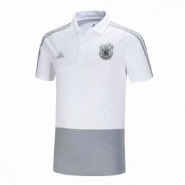 Polo Alemania 2018 Blanco