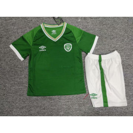 Camiseta Irlanda 1ª Equipación 2020 Eurocopa Niño kit
