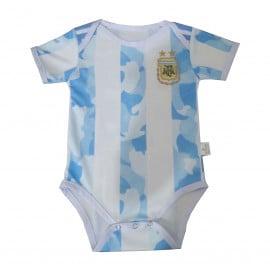Camiseta Argentina 1ª Equipación 2021 Baby