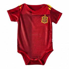 Camiseta España 1ª Equipación 2020 Baby