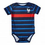 Camiseta Francia 1ª Equipación 2020 Baby