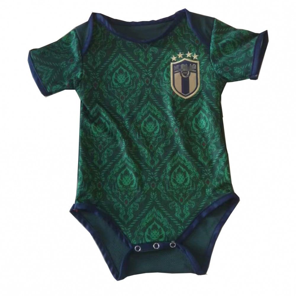 Camiseta Italia 3ª Equipación 2020 Baby