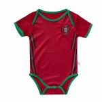 Camiseta Portugal 1ª Equipación 2020 Baby