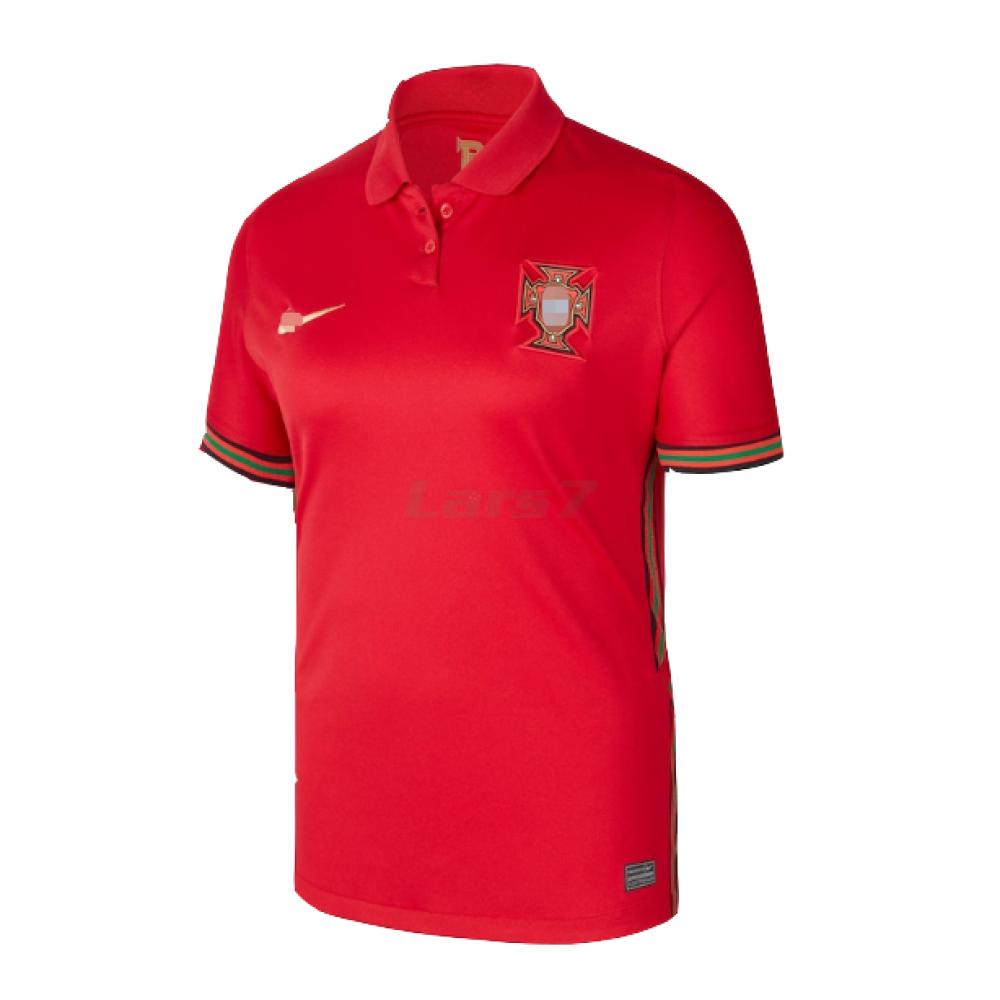 Camiseta Portugal 1ª Equipación 2020 Mujer