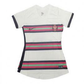 Camiseta Portugal 2ª Equipación 2020 Mujer