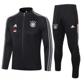 Chaqueta Alemania 2020 Negro