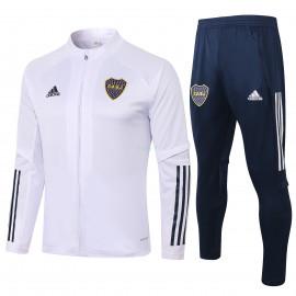 Chaqueta Boca Juniors 2020/2021 Blanco
