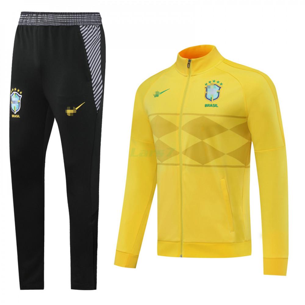Chandal Brasil 2020 Amarillo