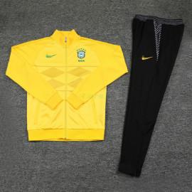 Chaqueta Brasil 2020 Amarillo