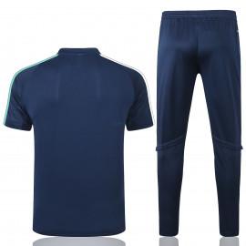 Camiseta de Entrenamiento España 2020 Azul Marino