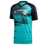 Camiseta Flamengo Pre Match 2020 Verde