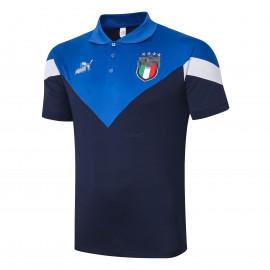 Polo Italia 2020 Azul Marino/Azul