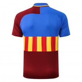 Polo Barcelona 2020/2021 Azul/Rojo/Amarillo