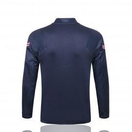 Sudadera de Entrenamiento Inglaterra 2020 Azul Marino