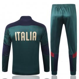 Sudadera de Entrenamiento Italia 2020 Verde