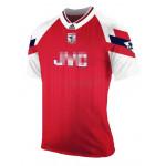 Camiseta Arsenal 1ª Equipación Retro 1992/1993