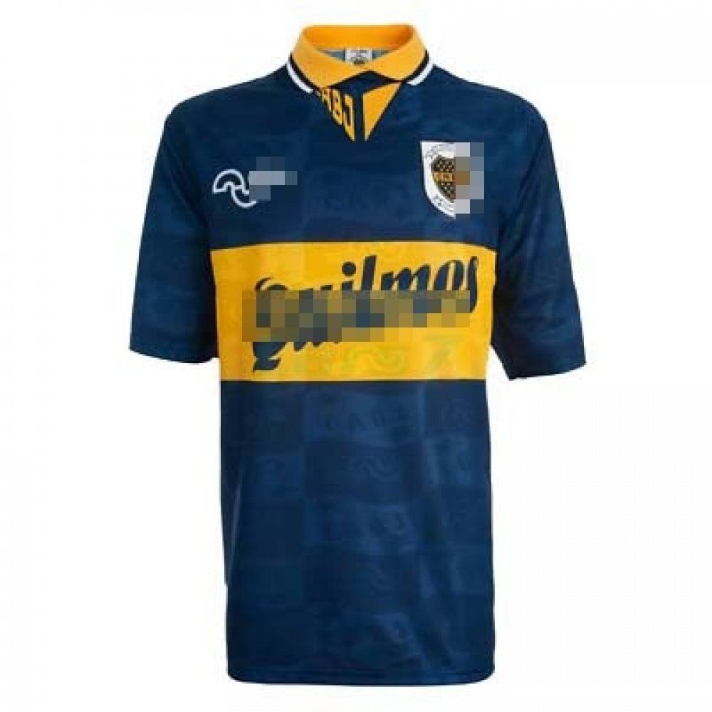 Camiseta Boca Junior 1ª Equipación Retro 1995/1996