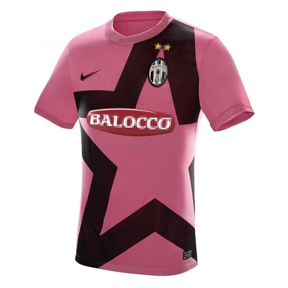 Camiseta Juventud 2ª Equipación Retro 2011/2012 Rosa