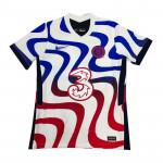 Camiseta de Entrenamiento Chelsea FC 2021/2022 Blanco