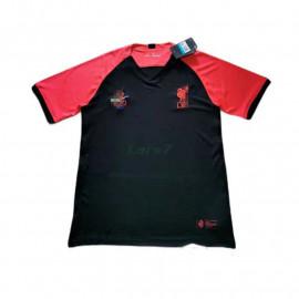 Camiseta de Entrenamiento Liverpool 2021/2022 Negro