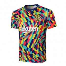 Camiseta de Entrenamiento Barcelona 2021/2022 Policramo