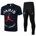 Camiseta de Entrenamiento PSG 2021/2022 Kit Jordan Azul Marino