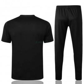 Camiseta de Entrenamiento PSG 2021/2022 Kit Jordan Negro