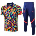Polo Barcelona 2021/2022 Kit Policramo