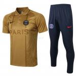 Polo PSG 2021/2022 Kit Dorado