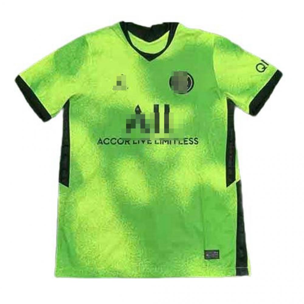 Camiseta de Entrenamiento PSG 2021/2022 Verde