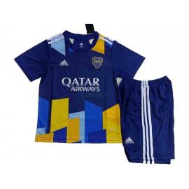Camiseta Boca Juniors 3ª Equipación 2021/2022 Niño Kit