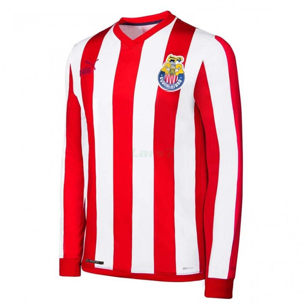 Camiseta Chivas 2021 de 115 Aniversario Edición ML