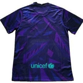 Camiseta de Entrenamiento Barcelona 2021/2022 Púrpura