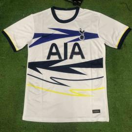Camiseta de Entrenamiento Tottenham Hotspur 2021/2022 Blanco