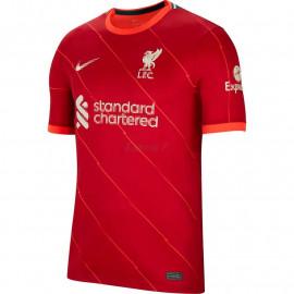 Camiseta Liverpool 1ª Equipación 2021/2022
