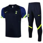 Camiseta de Entrenamiento Tottenham Hotspur 2021/2022 Kit Azul Marino
