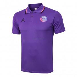 Polo PSG 2021/2022 Púrpura