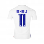 Camiseta Dembele 11 Francia 2ª Equipación 2021