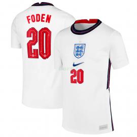 Camiseta FODEN 20 Inglaterra 1ª Equipación 2021