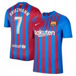 Camiseta GRIEZMANN 7 Barcelona 1ª Equipación 2021/2022
