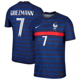 Camiseta GRIEZMANN 7 Francia 1ª Equipación 2021