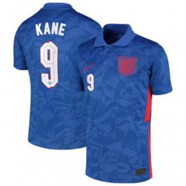 Camiseta KANE 9 Inglaterra 2ª Equipación 2021