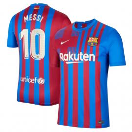 Camiseta MESSI 10 Barcelona 1ª Equipación 2021/2022