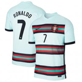 Camiseta RONALDO 7 Portugal 2ª Equipación 2021